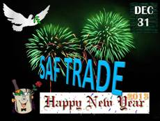 Happy New Year SAF TRADE