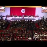 Inauguratie President en Vice President Suriname 2015